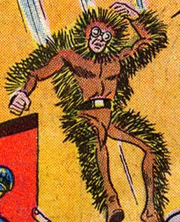 Porcupine (Earth-One)