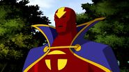 Red Tornado Earth-16 0001