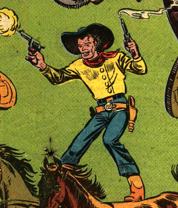 Rodeo Rick (Earth-One)