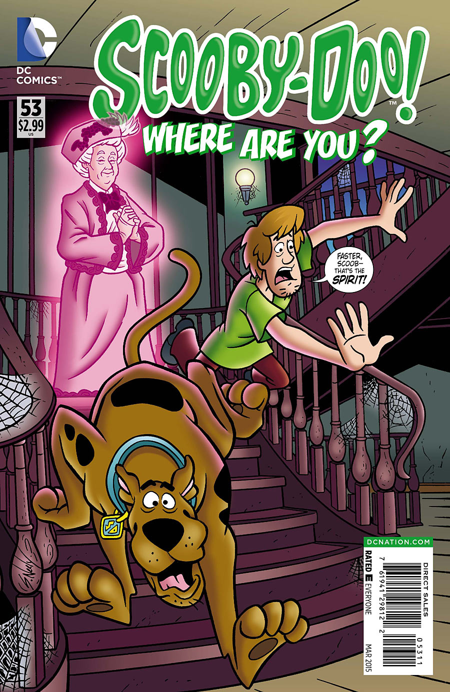 Scooby-Doo, Where Are You? Vol 1 53