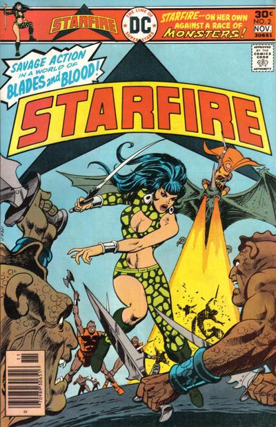 Starfire Vol 1 2