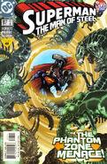 Superman Man of Steel Vol 1 107