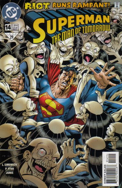 Superman: The Man of Tomorrow Vol 1 14