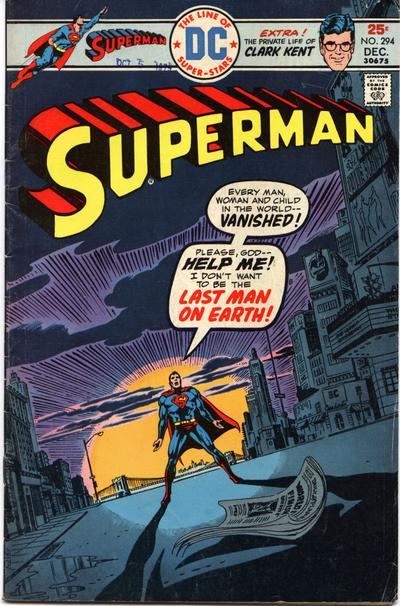 Superman Vol 1 294