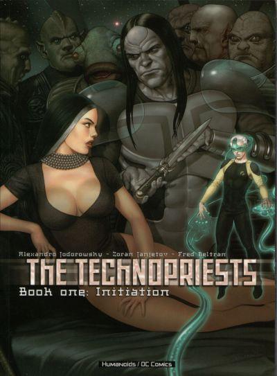 Technopriests Vol 1 1