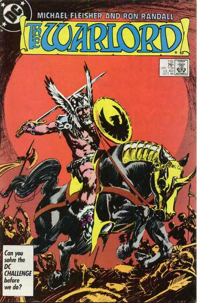 Warlord Vol 1 110