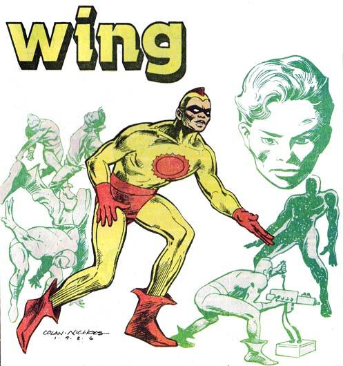 Wing How (New Earth)