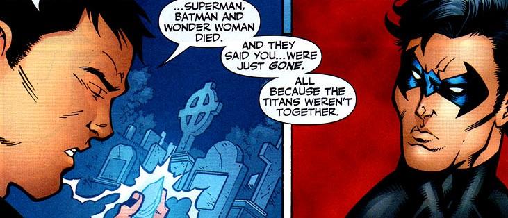 Diana of Themyscira (Titans Tomorrow)