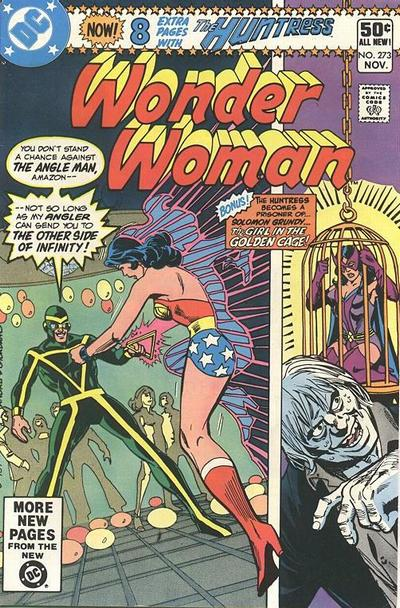 Wonder Woman Vol 1 273