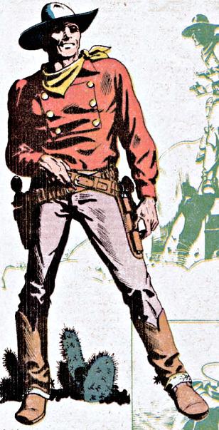 William Polk (New Earth)