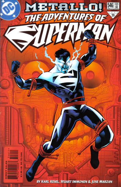 Adventures of Superman Vol 1 546