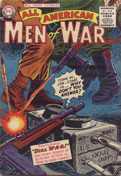 All-American Men of War Vol 1 26