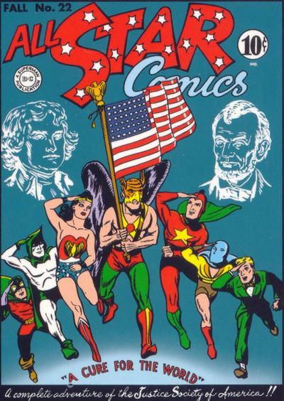 All-Star Comics Vol 1 22