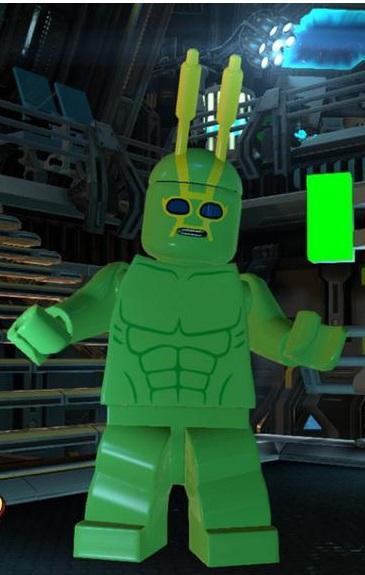Irwin Schwab (Lego Batman)