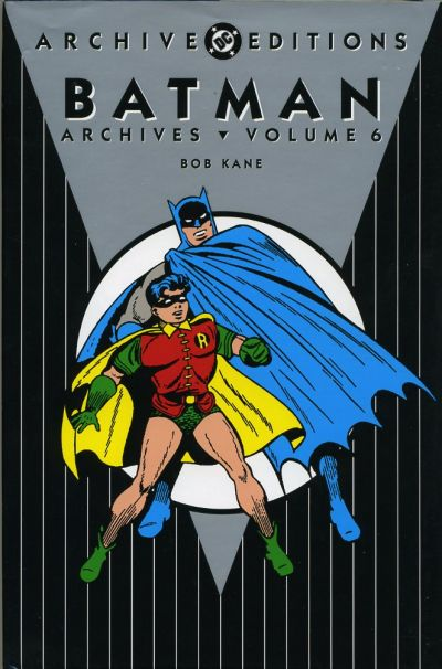 Batman Archives Vol 6 (Collected)
