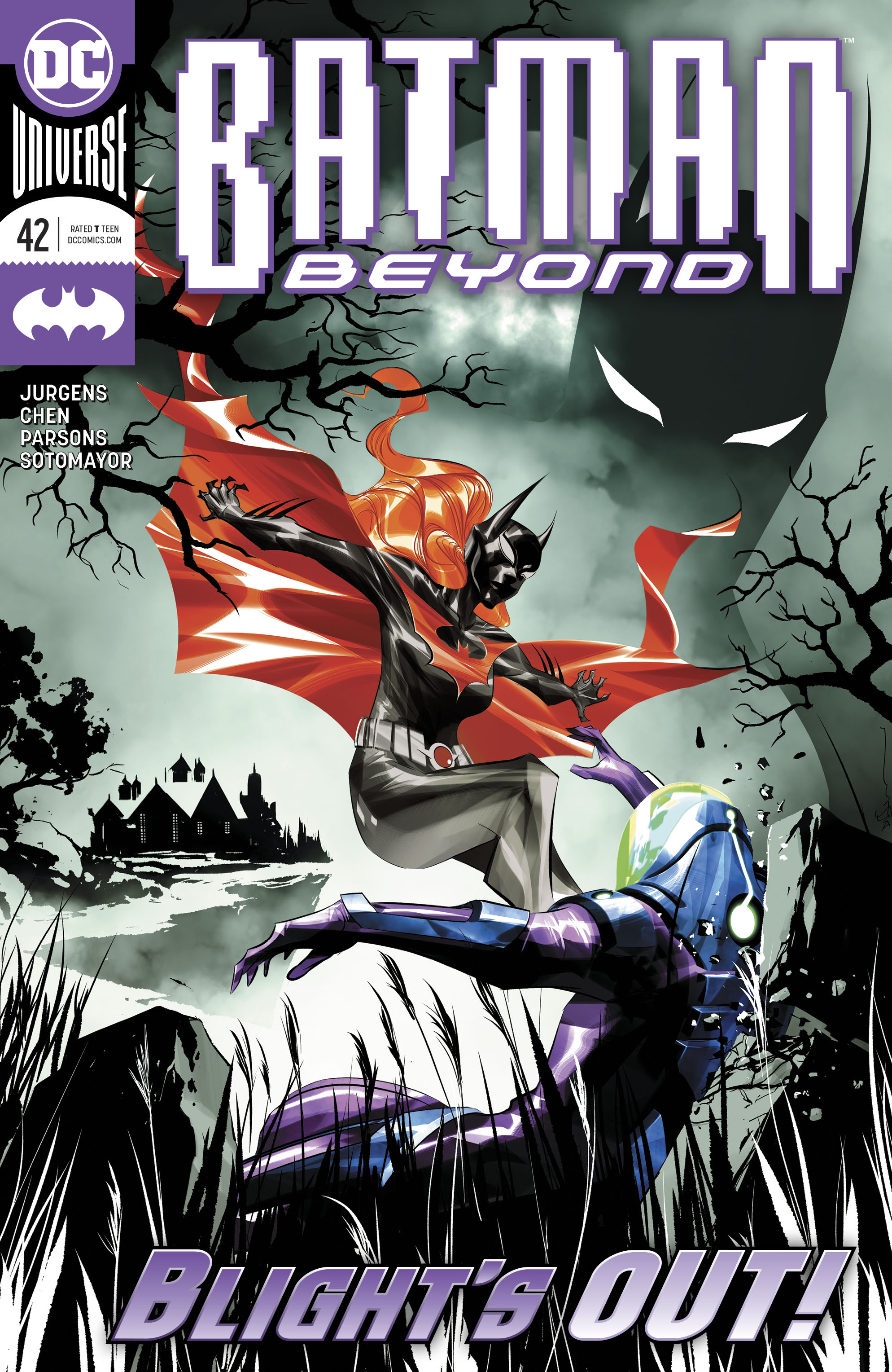 Batman Beyond Vol 6 42