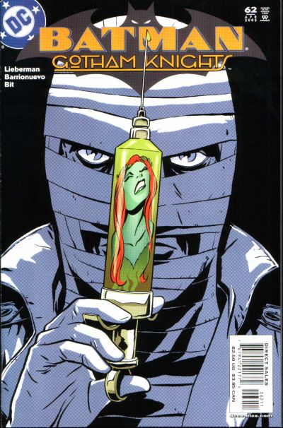 Batman: Gotham Knights Vol 1 62