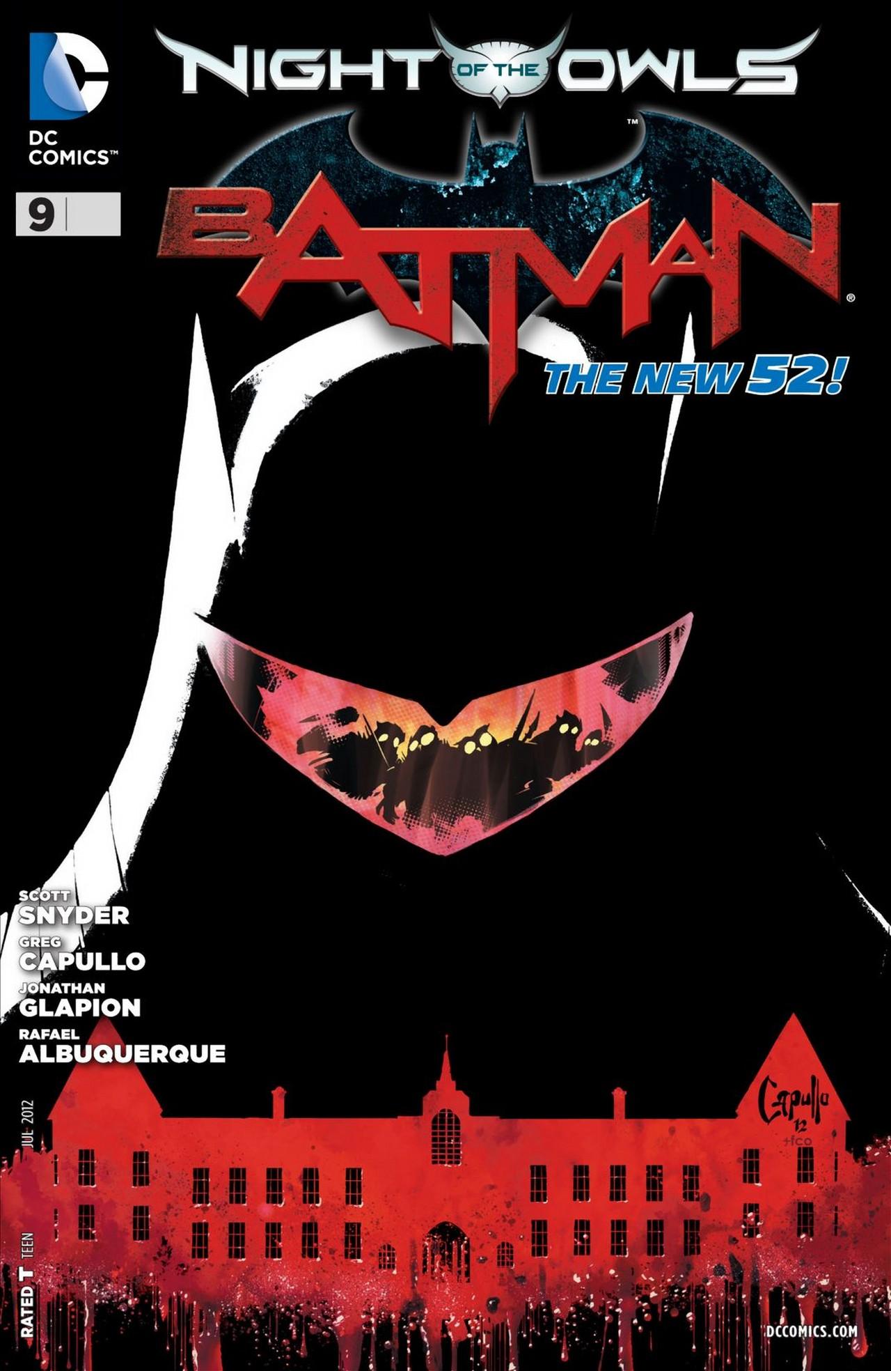 Batman Vol 2 9