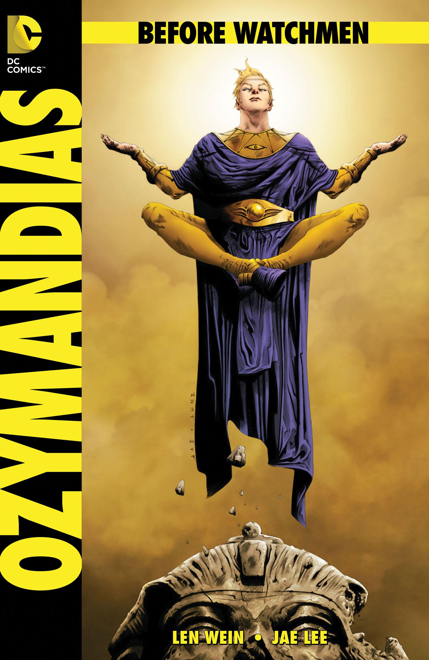 Before Watchmen: Ozymandias Vol 1