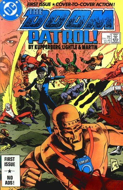 Doom Patrol Vol 2