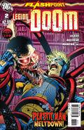 Flashpoint Legion of Doom Vol 1 2