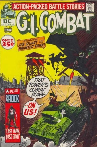 G.I. Combat Vol 1 149