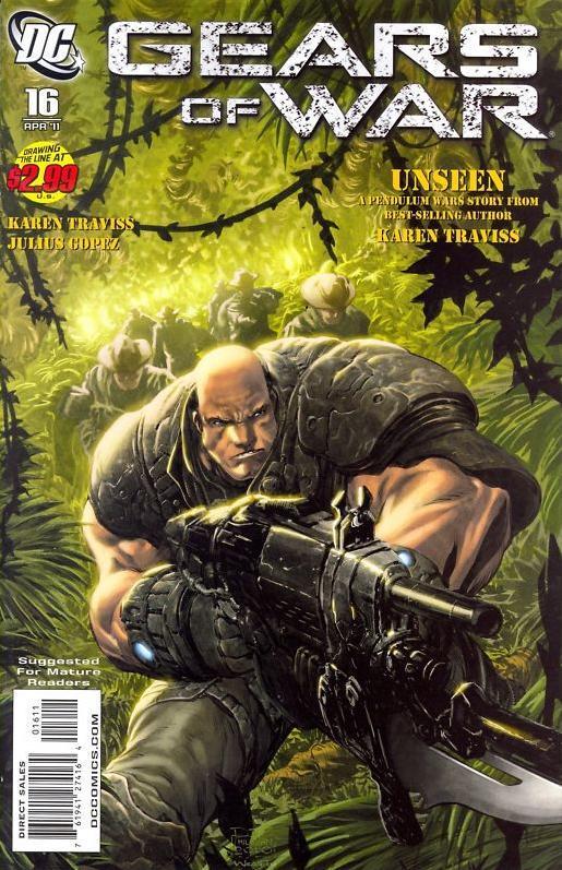 Gears of War Vol 1 16
