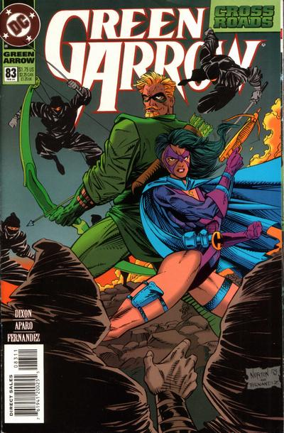 Green Arrow Vol 2 83