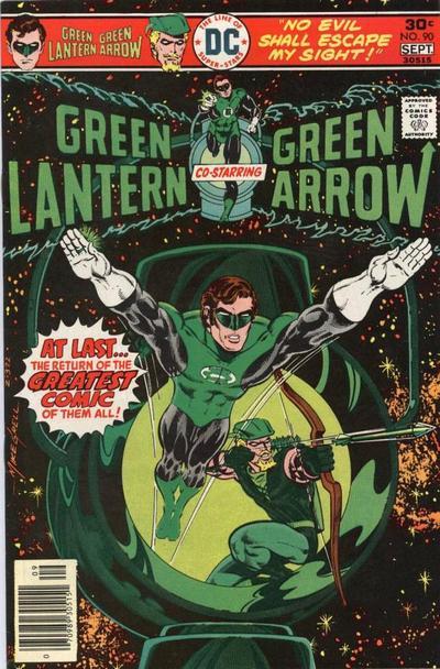 Green Lantern Vol 2 90