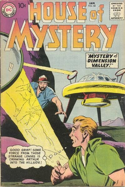 House of Mystery Vol 1 82