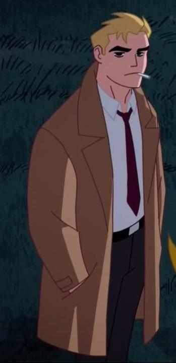 John Constantine (Justice League Action)