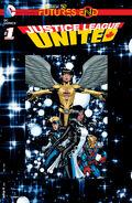 Justice League United Futures End Vol 1 1