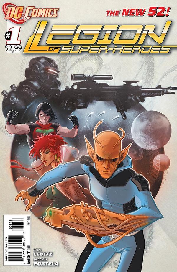 Legion of Super-Heroes: Hostile World