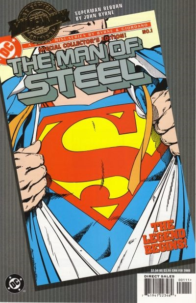 Millennium Edition: The Man of Steel Vol 1 1
