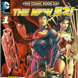 The New 52: FCBD Special Edition Vol 1 1