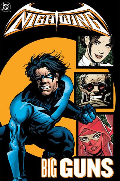Nightwing: Big Guns (Collected)