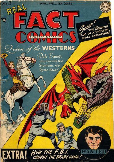 Real Fact Comics Vol 1 13