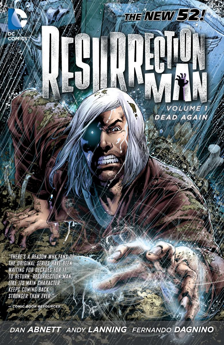 Resurrection Man: Dead Again (Collected)