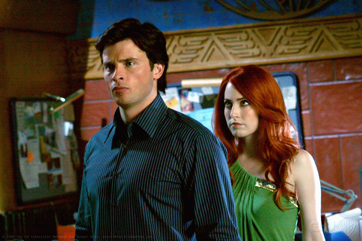 Smallville (TV Series) Episode: Instinct