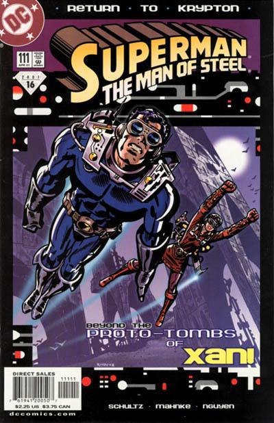 Superman: The Man of Steel Vol 1 111
