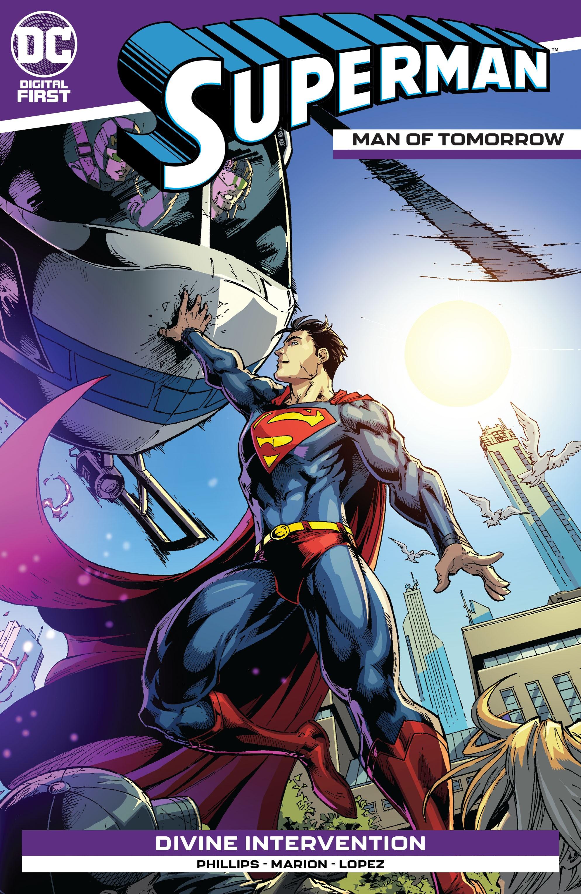 Superman: Man of Tomorrow Vol 1 17 (Digital)