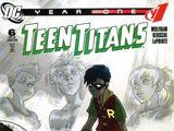 Teen Titans: Year One Vol 1 6