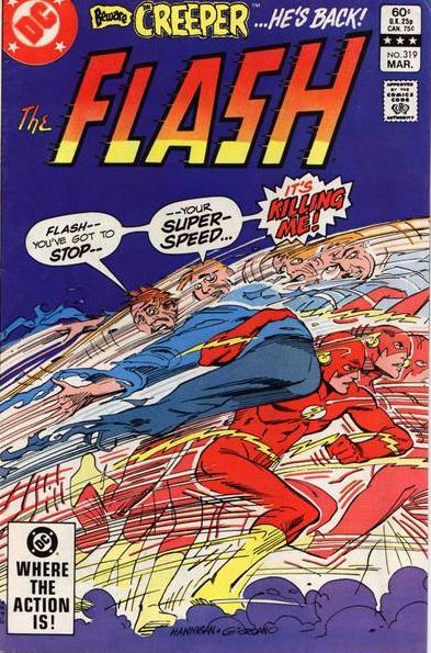 The Flash Vol 1 319