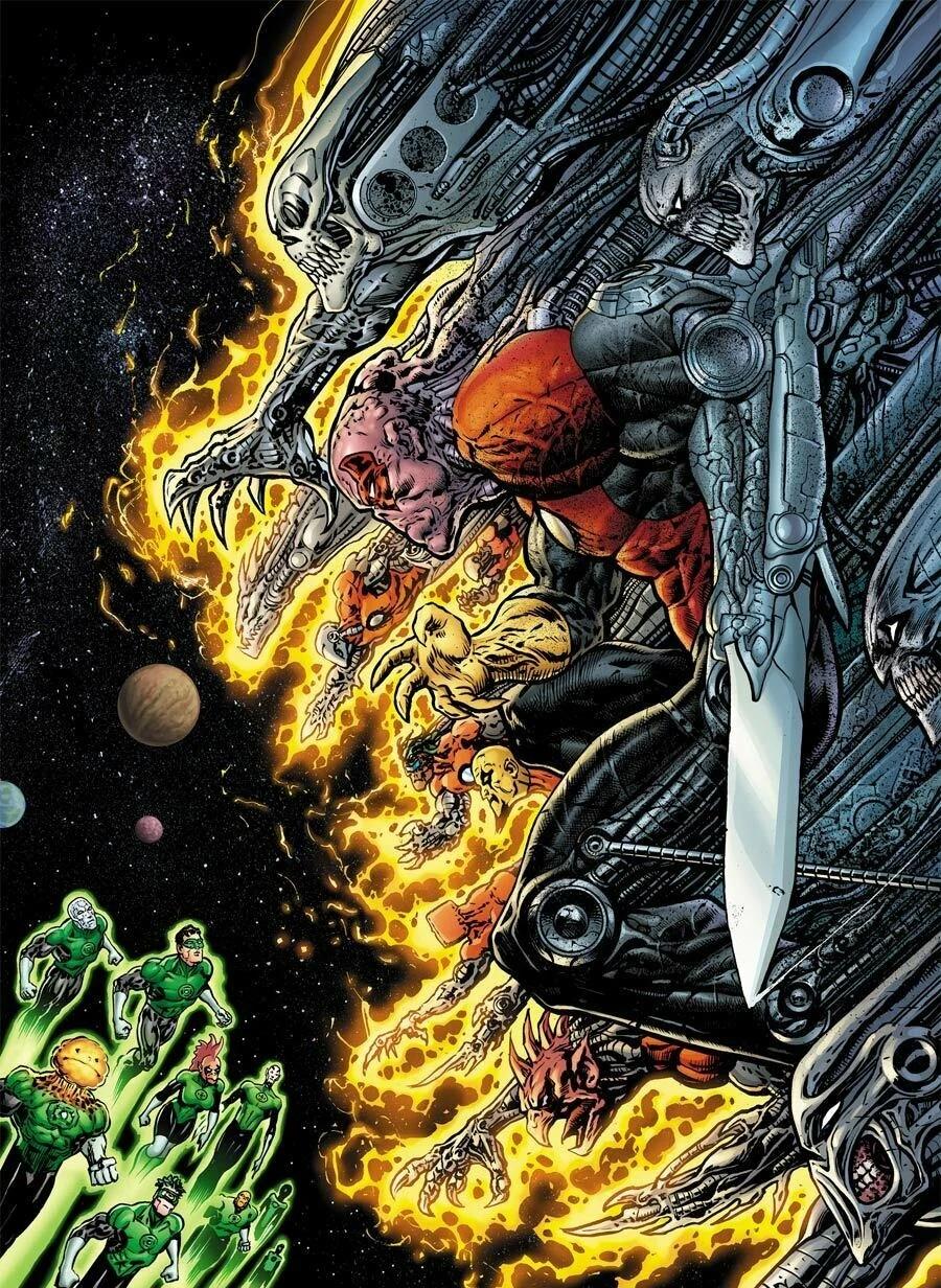 The Green Lantern Season Two Vol 1 8 Textless.jpg