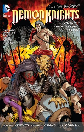 Demon Knights: The Gathering Storm (Collected)