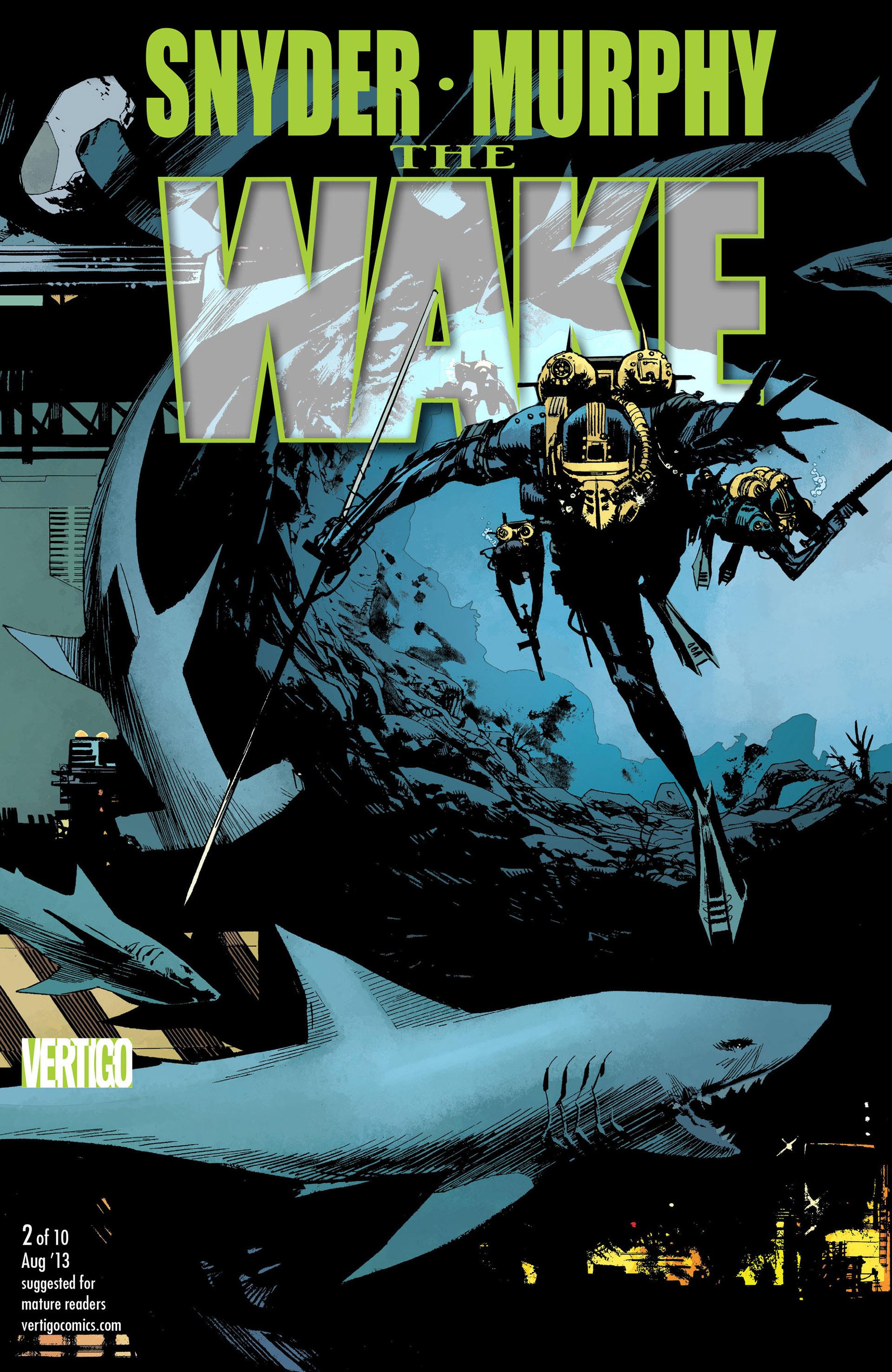 The Wake Vol 1 2