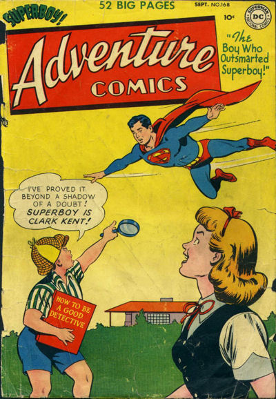Adventure Comics Vol 1 168