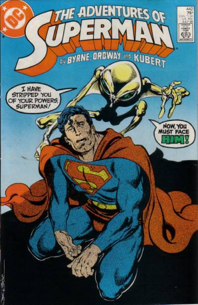 Adventures of Superman Vol 1 442
