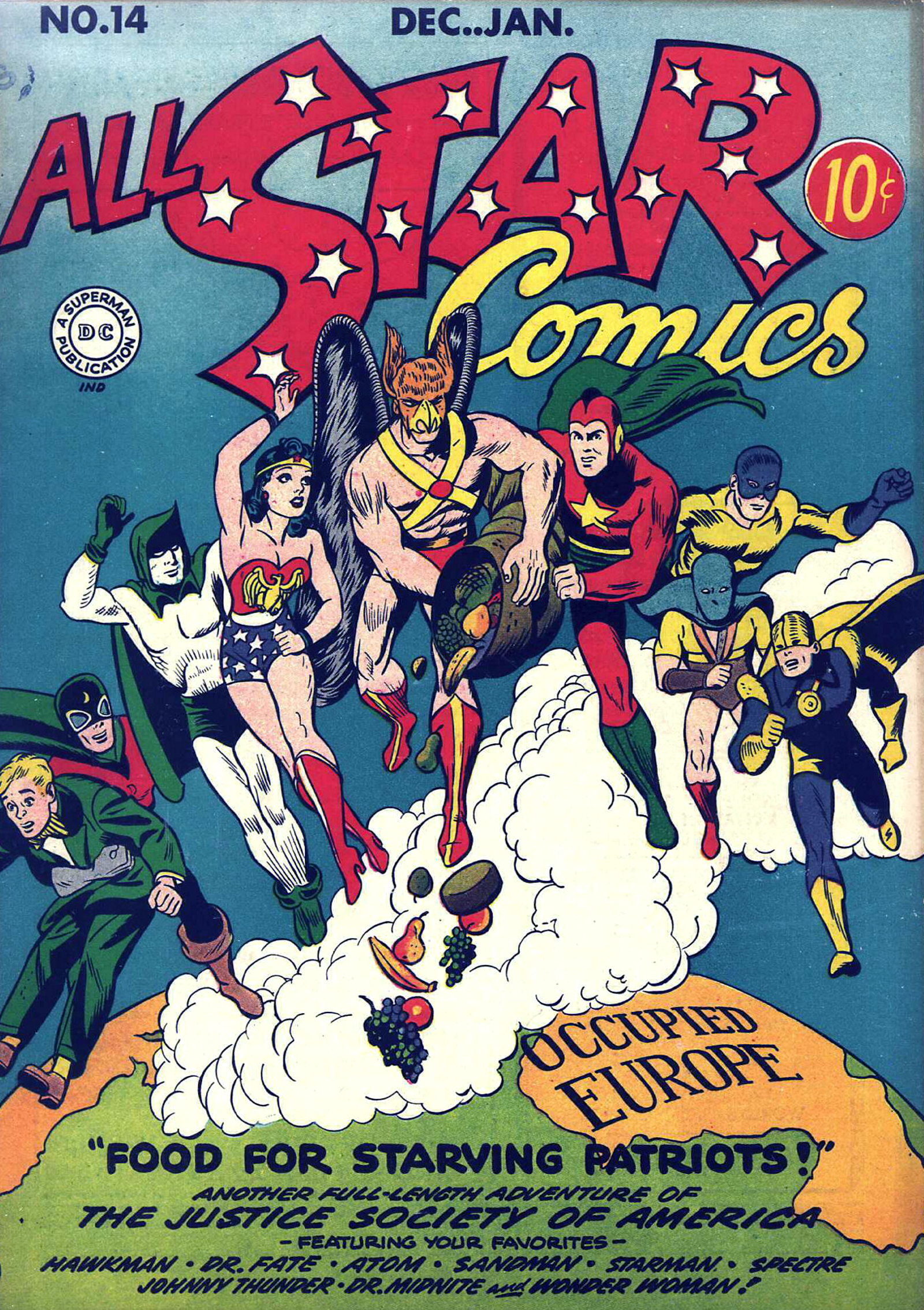 All-Star Comics Vol 1 14