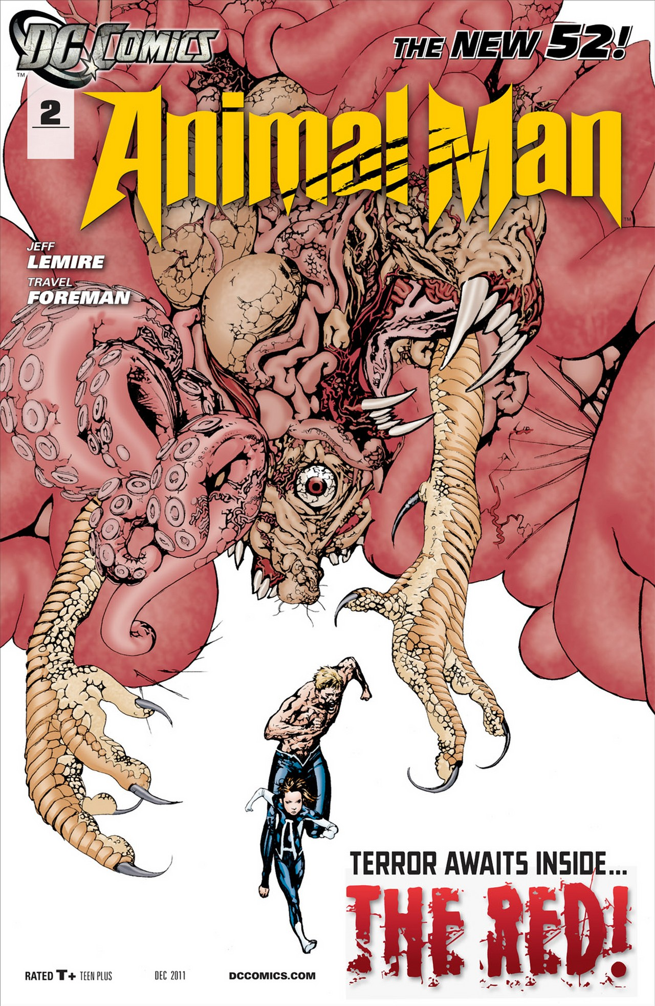 Animal Man Vol 2 2